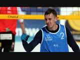 Снежный волейбол. Московский этап «Евротура». Финалы. 2 корт
