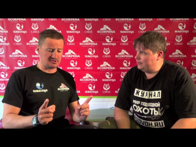 XXIX Евро-Африканский чемпионат по подводной охоте: Андрей Турухано