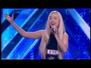 Лилия Ахмадуллина. X Factor Казахстан. Прослушивания. Третья серия. Пятый сезон.