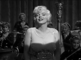I Wanna Be Loved By You,Marilyn Monroe