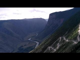 Перевал Кату Ярык,Долина реки Чулышман
