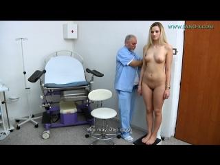 Gyno-X Katy Sky [Medical Fetish, Gyno Exam, Legal Teen, Anal Checkup, Vaginal Enema, Masturbation]