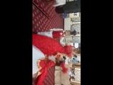 Еркебұлан Жансая Аружан әпкесінин ұзату тойында