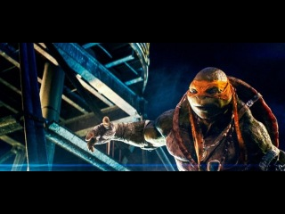 Черепашки-ниндзя (2014)Фильм HD_Teenage Mutant Ninja Turtles