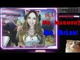 Стримерша Anorimia в CS:GO играю с Mr. Marmok? #50