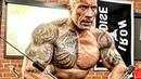 Dwayne The Rock Johnson Training Hard In The Gym - Best Workout Motivation 2019