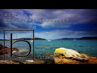 Видео в котором наглядно продемонстрированно влияние ND фильтров на изображение.