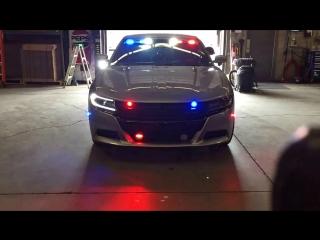 Dodge Charger 2015 Police Pursuit