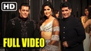 UNCUT: Manish Malhotra's Fashion Show'18 | Bollywood Celebs Ramp Walk | New Haute Couture Collection