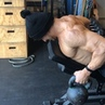 FunctionalBodybuilding on Instagram 💥Incline Dual Kettlebell Prone Row💥 📝Vary the degree of incline of your prone rows in order to get target d