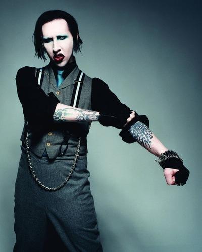 Marylin Manson, 17 февраля , Брянск, id128696159