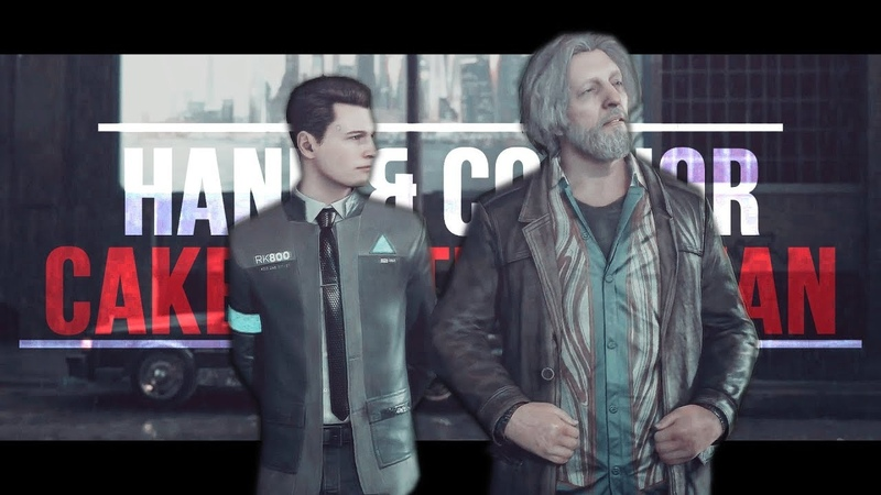 [Detroit: Become Human] Hank Connor: You Listen To Heavy Metal?