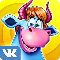 Веселая Ферма для ВКонтакте скачать на андроид