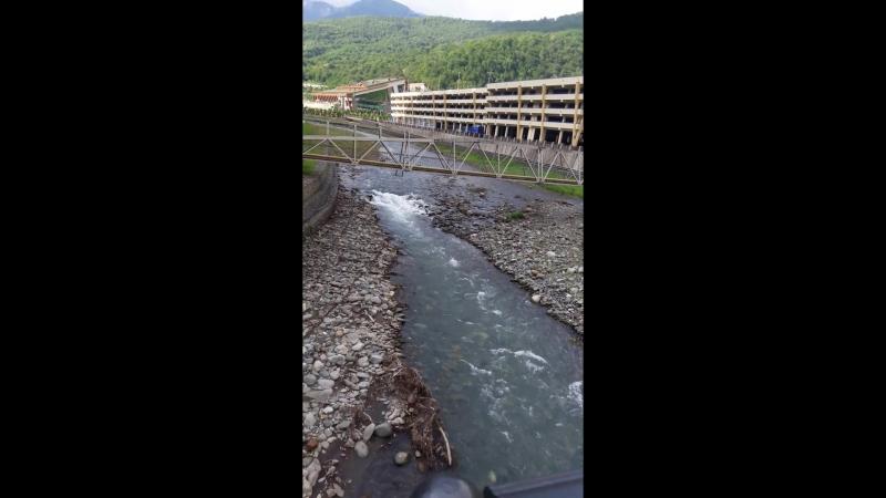 наша река