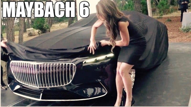 2019 Mercedes Maybach 6 Cabriolet - HOT GIRL Unveil HOT CAR