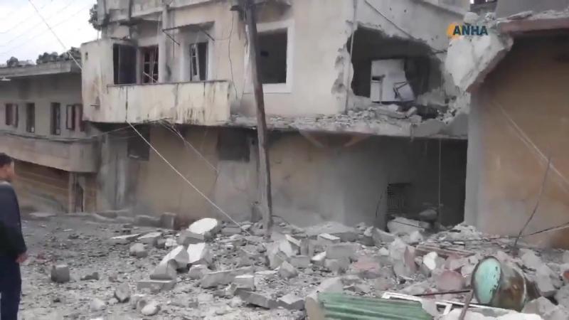В результате турецких авиаударов продолжают гибнуть курдские граждане