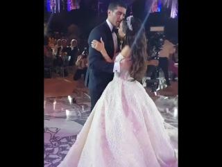 Танец молодых.Свадьба