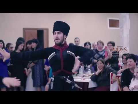 Адыгэ джэгу (Adyg wedding, cherkess wedding) - Перепляс abreki tharkahovi_wedding