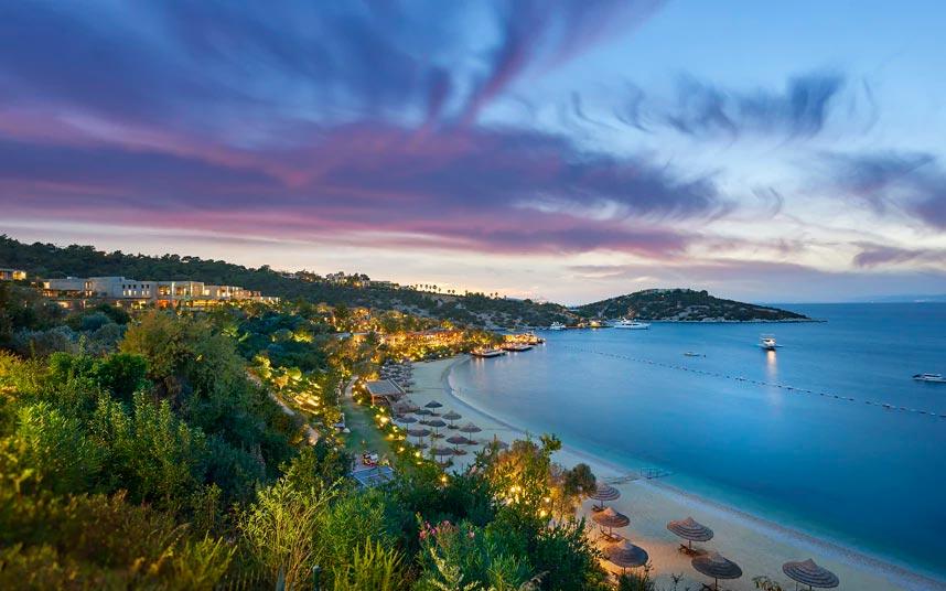 Топ 10: лучшие пляжные отели Турции