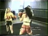 Sugar Ray Rene vs Lee boxing