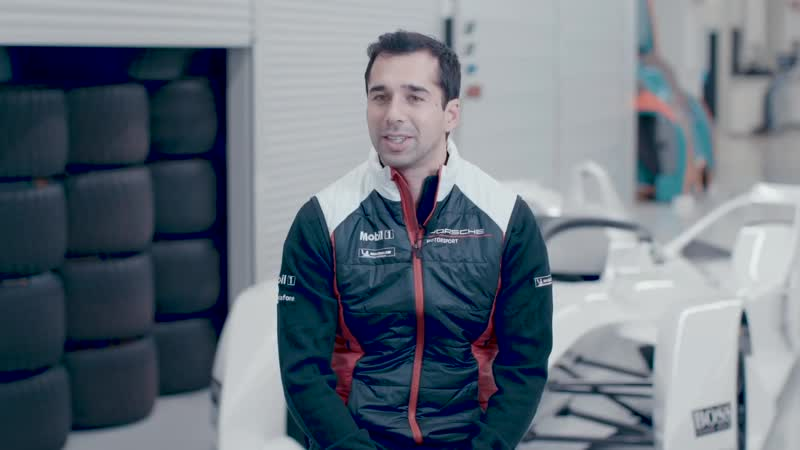 Meet the Driver Neel Jani is Porsche's first Formula E Driver
