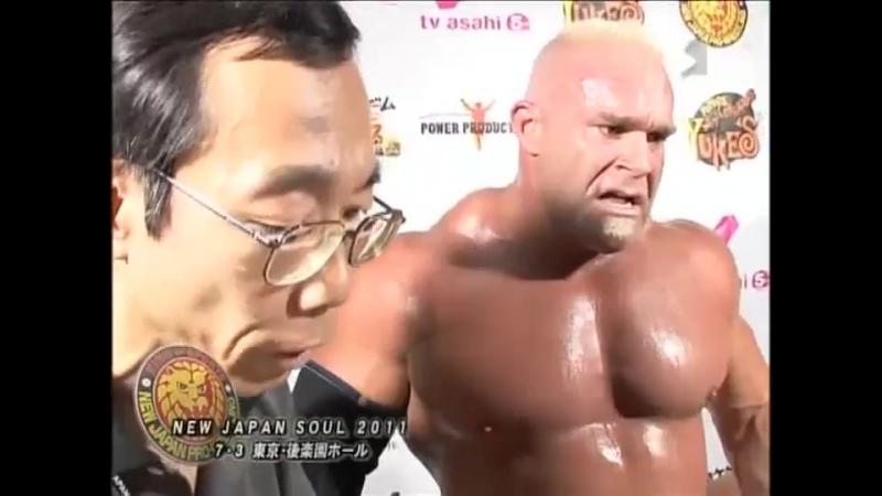 NJPW 07/03/2011 New Japan Soul