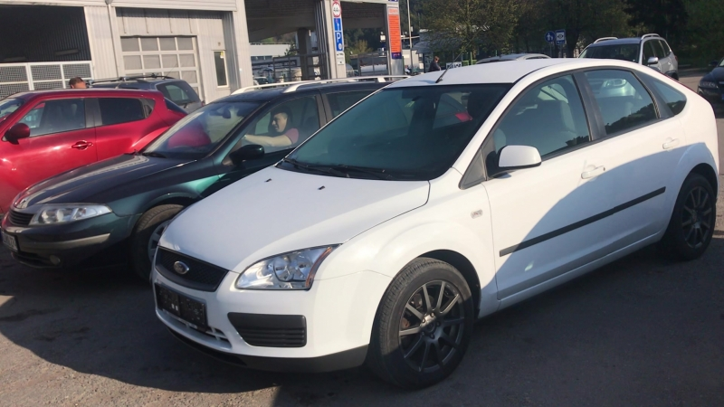 Купили FORD FOCUS за 2400 євро в Литві