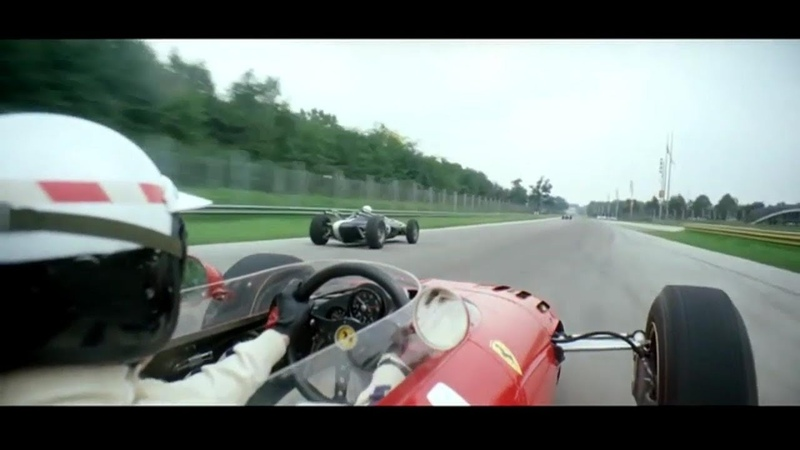 1966 MGM Grand Prix Autodromo Nazionale Monza Racing Sequences