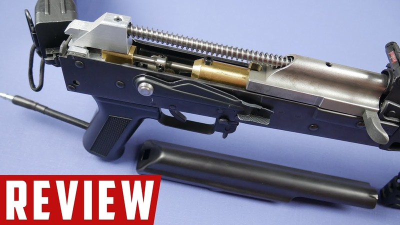 Review | Daytona Gun HPA LCT AK Kit Tutorial Installation