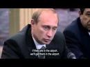 Навіть путлєр підказує що робити з терористами з ДНР і ЛНР
