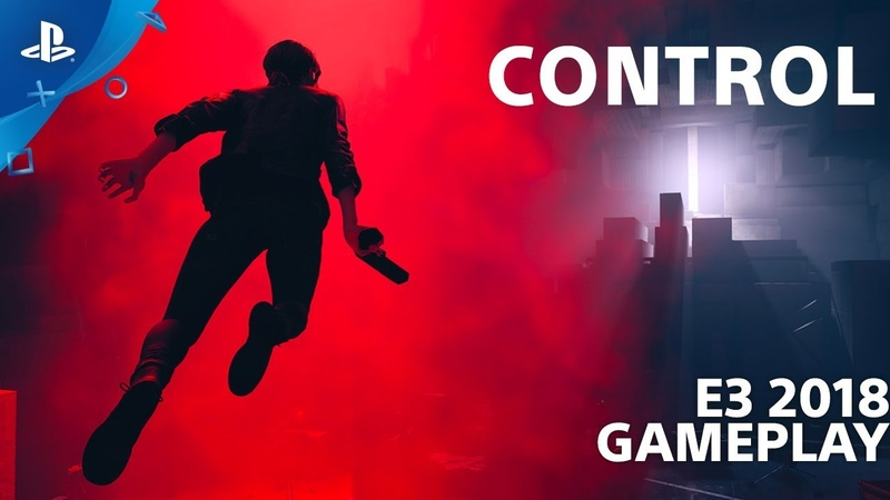 Control - Gameplay Demo | PlayStation Live From E3 2018