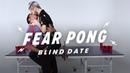 Blind Dates Play Fear Pong Braidon vs. Curtis Fear Pong Cut
