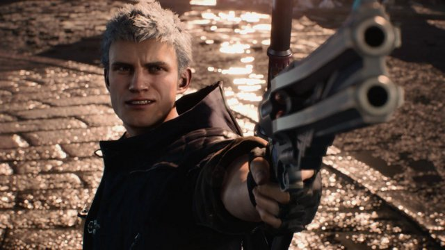 Devil May Cry 5 Demo SSS No Damage 10471 Style Points
