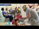 Новгородские мамы и ведущие НТ организовали в детском доме интернате им Ушинского яркий праздник