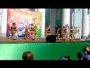 танец Пчелки 01.06.18 у ДК