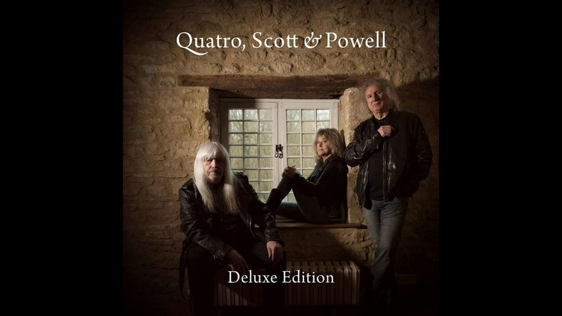 Quatro, Scott Powell (QSP) I Walk On Gilded Splinters.