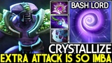 Crystallize [Faceless Void] Extra Attack is So Imba Epic Bash Lord 7.20 Dota 2