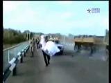 ДТП Авария на свадьбе