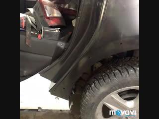Кузовной ремонт Reno
