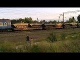 Эшелон на Луганск. 06.07.2014