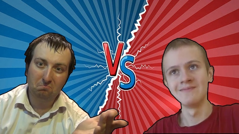 Гамаз против Биг Брейне 1 серия