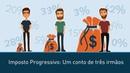 Imposto Progressivo: Um conto de três irmãos