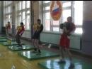 Первенство Б.О по гиревому спорту Волоконовка.02.04.2004 г.Первые соревнования Ермакова К.И