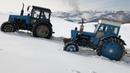 Трактор Беларус и Т40 Гонки ТЮНИНГ 2019