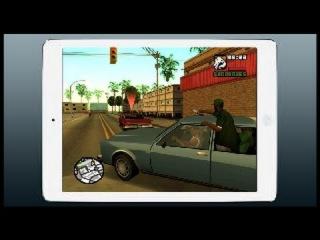GTA San Andreas вышла в App Store (уже на Android)
