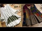 Casual Flower girls Top designsStylish Luxury Top designstunic top designsdesigner girl outfits