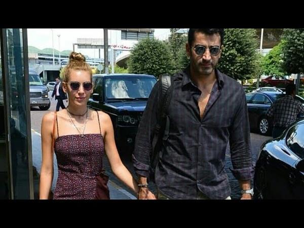 Kenan İmirzalıoğlu,Eşi Sinem Kobal'ı Tatil İçin Çeşmeye Götürdü...