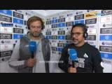 Jurgen Klopp and David Wagner Post Match Interview