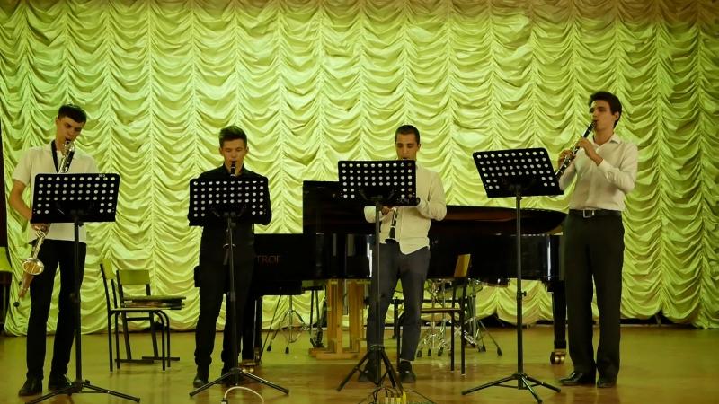 А.Вивальди Симфония №7 Кутинов В., Искендеров В.