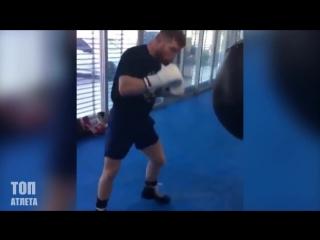 Сауль Альварес тренировки к бою с Головкиным - Бокс мотивация 2018